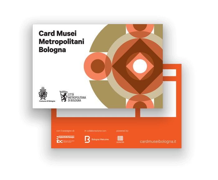 Card Musei Bologna - LA CARD